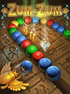 بازی موبایلZum-Zum به صورت جاوا